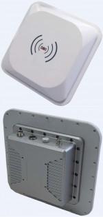 Zintegrowany z anteną czytnik RFID UHF CL7206B2