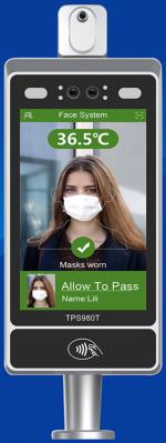 Identyfikator twarzy TPS980
