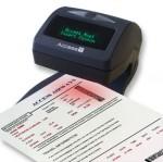 BGR - Stacjonarne czytniki lotniczych kart pokładowych.