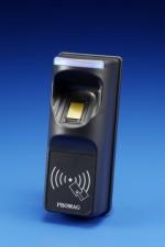 Stacjonarny czytnik linii papilarnych i RFID HF Mifare MAD1/MAD2 - SF500/600
