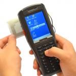 C5000W-AI - ręczny terminal przenośny z czytnikiem RFID HF - 13,56 MHz